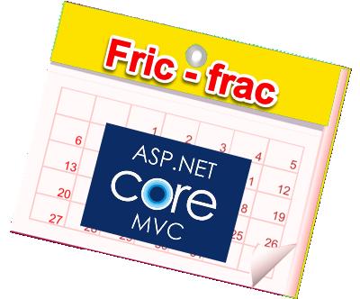 Logo Fric-frac project ASP.NET Core MVC
