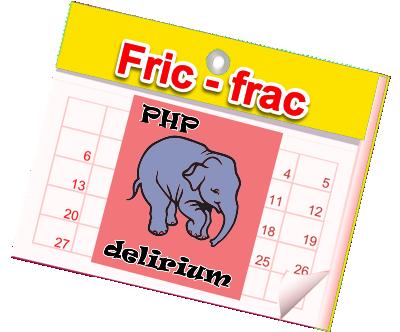 Afbeelding Fric-frac delirium
