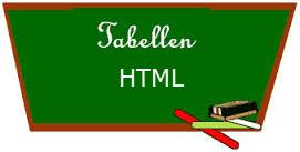HTML Tabellen