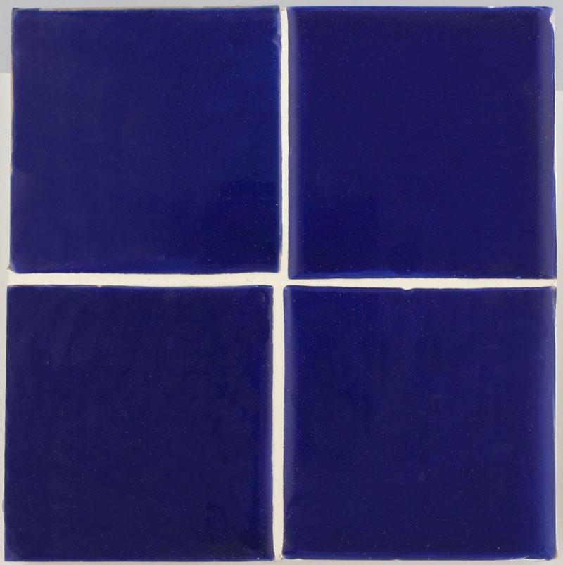 Afbeelding blauwe tegels
